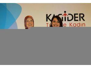 """""""Genç Fikirler, Güçlü Kadınlar"""" Projesinde Çukurova Üniversitesi'ni Tuğçe Aksun Temsil Etti"""