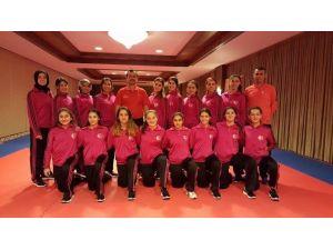 Kocaelili Milli Karateciler, Avrupa Şampiyonasında