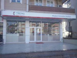 Trepaş Lüleburgaz'da Yeni Yerinde Hizmet Veriyor