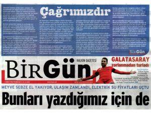 Zor günler geçiren BirGün gazetesi, halktan destek istedi