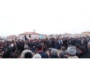 Yazıhan'da Cirit Heyecanı