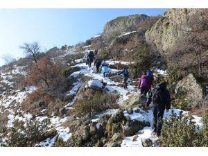 Doğaseverler Çakır Köyü'nde Yürüdü