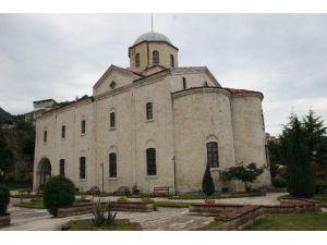Tarihi Kilise Restore Edilecek