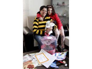 Çankaya'da ocak ayında 47 bebeğe 'hoş geldin' hediyesi