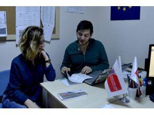 Eurodesk, Tepebaşı Belediyesi 29 Ekim Gençlik Merkezi'nde