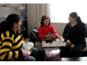 Çankaya, Yılın İlk Bebeklerine 'Hoş Geldin' Dedi