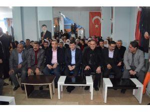 AK Parti Bismil Danışma Meclisi Toplantısı Yapıldı