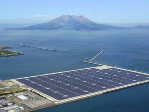 Japonya, 18 futbol sahası büyüklüğünde güneş panelleri inşaa ediyor