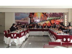 Vali Çınar STK Temsilcileriyle Bir Araya Geldi