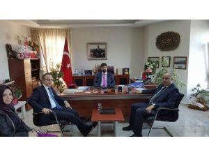 Milletvekillerinden Gestaş Genel Müdürüne Ziyaret