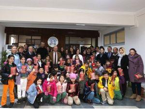 Efeler Belediyesi'nin 'Matematik Oyunları' Kitabına Yoğun İlgi
