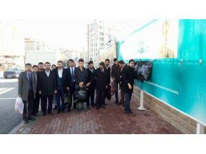 AK Partili Gençlerden Örnek Hareket