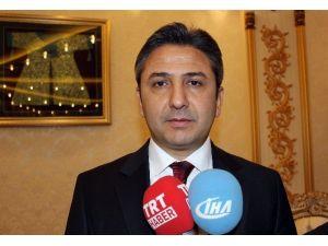 """TBMM Başkanvekili Aydın: """"HDP'liler Özelde Farklı, Kürsüde Farklı Konuşuyor"""""""