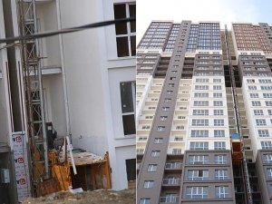 Esenyurt'ta yük asansörü 24. kattan düştü: 3 ölü