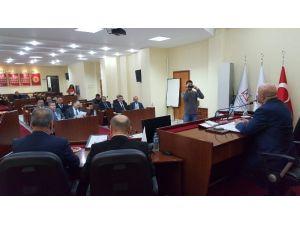 İl Genel Meclisi Şubat Ayı Toplantıları Başladı