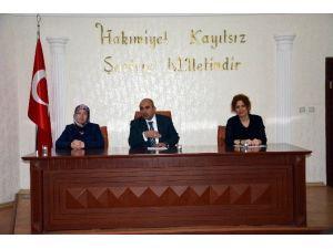 Şubat Ayı Olağan Meclis Toplantısı Yapıldı
