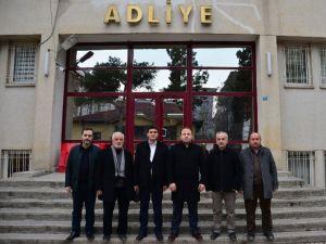 Erbaa'da Kılıçdaroğlu Hakkında Suç Duyurusu