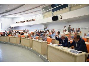 Büyükşehir Meclisi 610 Karar Aldı
