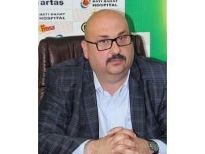 Giresunspor'da Vedat Murıqı Krizi