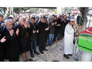 Eski Uşak Milletvekili Hasan Karakaya, Son Yolculuğuna Uğurlandı