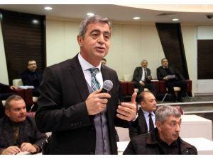 MHP Kocasinan Meclis Üyesi Kazım Yücel:
