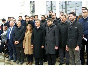 AK Parti Elazığ İl Teşkilatından Kılıçdaroğlu Hakkında Suç Duyurusu