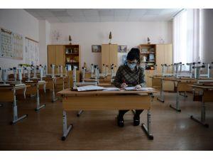 Rusya'da okullara grip ve SARS tatili