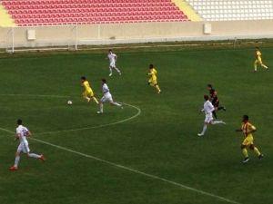 Alima Yeni Malatyaspor Hazırlık Maçını Kazandı