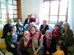 Halfeti'de Toplumsal Cinsiyet Eğitimi Verildi