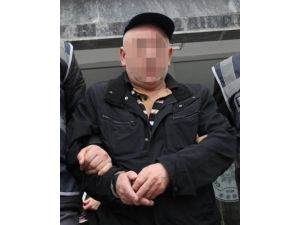 Halk Otobüsünde Elle Taciz İddiasına Tutuklama