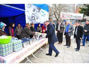 AK Parti'den Bayırbucak Tükmenleri Yararına Kermes