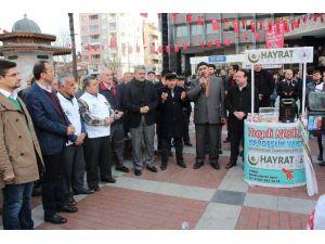 Nazilli'den Türkmenlere İki Tır Yardım Gönderildi