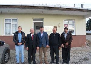 Başkan Albayrak'tan Muhtarlıklara Ziyaret