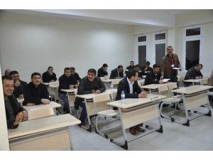 İSDEMİR'de 830 İşçiye Mesleki Eğitim Belgesi