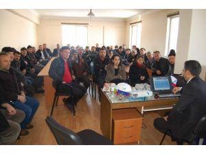 Acıgöl'de TKDK İl Koordinatörlüğü Tarafından Ipard Anlatıldı