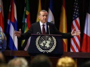 Cumhurbaşkanı Erdoğan: İslam'la terörü yan yana kimse zikredemez