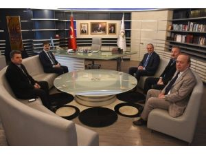 Serdivan Başkanından Ziyaret