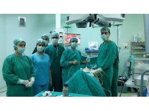 Meram Tıp'tan Başarılı Kapalı Yöntem Rahim Alma Ameliyatı