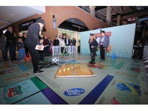 Forum Mersin Monopoly Junıor Etkinliği İle Türkiye'de Bir İlke İmza Attı