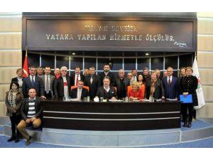 Antalya'da 'Ata'ya Minnet Kanı Projesi