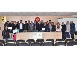 ETSO'da 60 Kursiyer Girişimcilik Belgesi Aldı