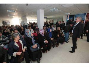 Başkan Zolan Vatandaşların Derdini Dinledi