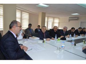 Bünyan Belediyesi Şubat Ayı Belediye Meclis Toplantısı Yapıldı