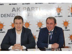 AK Parti Milletvekili Tin'den Terör Mesajı