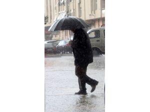 Aydın'da Yağışla Birlikte Soğuklar Yeniden Başlıyor