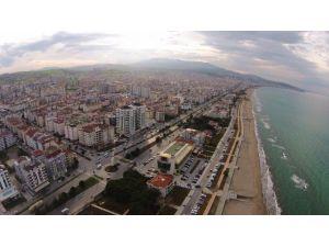 Karadeniz Bölgesi'nde En Çok Nüfus Artışı Atakum'da