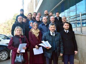 AK Parti İl Başkanlığı'ndan Kılıçdaroğlu Hakkında Suç Duyurusu