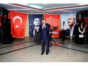 CHP Genel Sekreteri Sındır: Parti devleti düzenine son vereceğiz