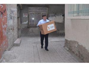 Akar'dan Sur Halkına Yardım