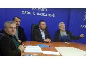 """Çanak: """"CHP İle HDP'nin Birbirinden Farkı Yok"""""""